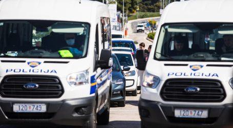 SPLIT: Dvojica Britanaca ozlijeđena u tučnjavi u središtu grada