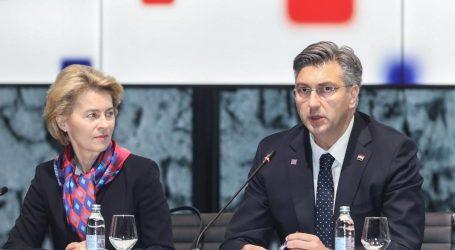 USPJEH GONG-a: Pravobraniteljica EU kritizira predsjednicu EK zbog sudjelovanja u spotu HDZ-a