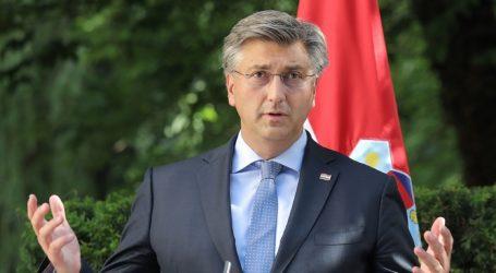 Plenković zbog korone želi pojedinačne sastanke s čelnicima stranaka, opozicija kritična