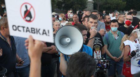 Šesti dan zaredom održavaju se prosvjedi u Srbiji