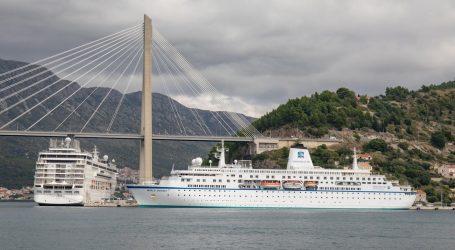 Od ožujka nema kružnih putovanja stranih brodova u Jadranu
