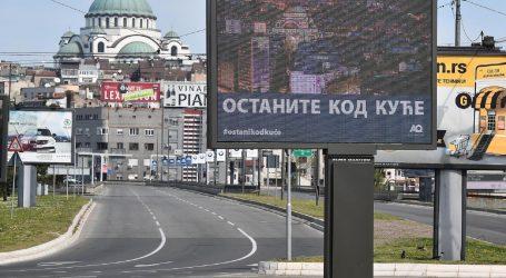 U Srbiji sve teže: najviše zaraženih od početka pandemije, umrlo osam ljudi