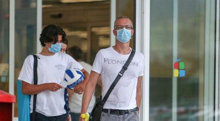 Pogledajte gdje su sve od ponoći obavezne zaštitne maske