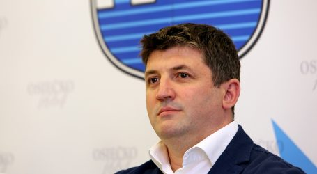 Sportski direktor Osijeka suspendiran na tri mjeseca