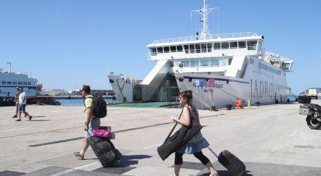 Split ovog vikenda očekuje ovogodišnji putnički rekord