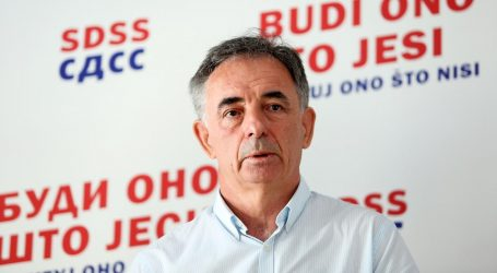 """PUPOVAC: """"Najveći teret u ovoj priči je na Borisu Miloševiću"""""""