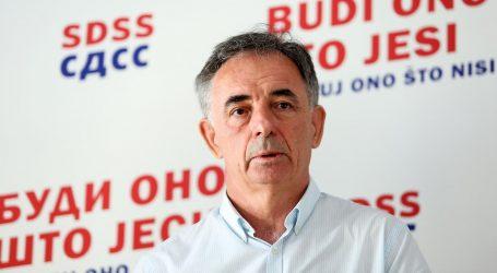 """PUPOVAC: """"Predsjedništvo SDSS-a danas donosi odluku koga će predložiti u Vladu"""""""