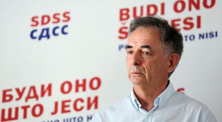 SDSS dao podršku Plenkoviću za formiranje vlasti