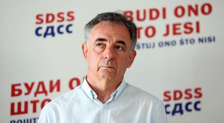 """Pupovac: """"Ne vidim se na mjestu ministra, ima mlađih kandidata"""""""