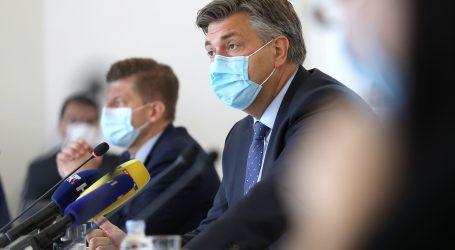 Vlada: Premijer Plenković ponovno negativan na Covid-19