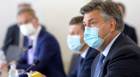 Plenković: Buduća Vlada će biti nešto manja, a njezin sastav trebao bi biti poznat u četvrtak