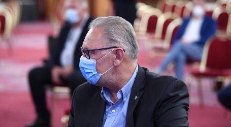 """Božinović: """"Maske će biti obavezne sve dok se ne nađe neko rješenje i proglasimo kraj epidemije"""""""