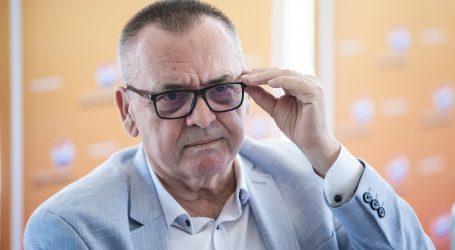 Osječki gradonačelnik Vrkić ponovno je negativan na koronavirus