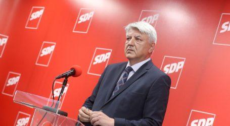 """KOMADINA: """"Izbori 26. rujna, mislim da je vrijeme za smjenu generacija u SDP-u"""""""