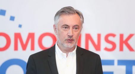 Domovinski pokret predlaže Miroslava Škoru za potpredsjednika Sabora