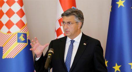 Plenković će Predsjedništvu i Nacionalnom vijeću HDZ-a predstaviti sastav nove vlade