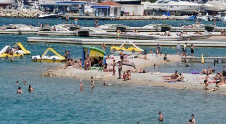 HTZ: U Hrvatskoj premašena brojka od milijun turističkih dolazaka