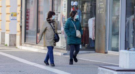 BiH: 263 novozaraženih, 41 manje nego jučer