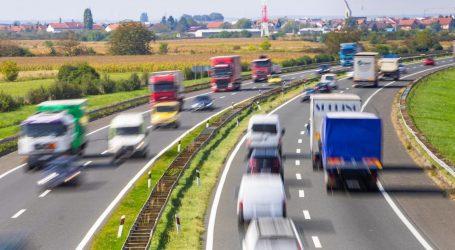 HAK: Povoljni uvjeti za vožnju, prometna nesreća na zagrebačkoj obilaznici