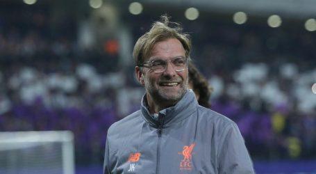 Treneri proglasili Jürgena Kloppa najboljim ove sezone