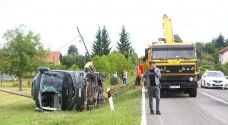 Autobus sletio s ceste u Tušiloviću: Vozač i pet putnika u bolnici