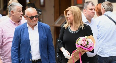 Grabar-Kitarović posjetila Hrvatski olimpijski odbor