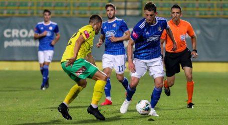 Istra i Dinamo odigrali susret bez pogodaka u Puli