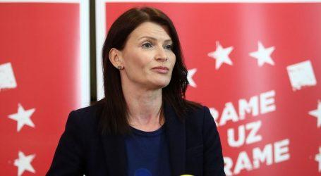 """GLASOVAC: """"Kandidirat ću se za potpredsjednicu SDP-a"""""""