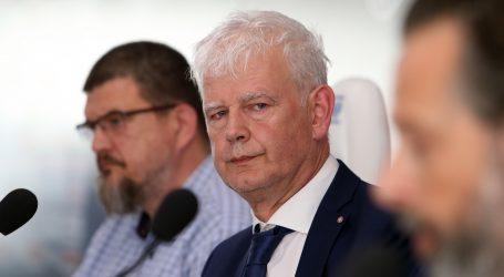 Marin Brbić ostao pri odluci da napušta mjesto predsjednika Hajduka