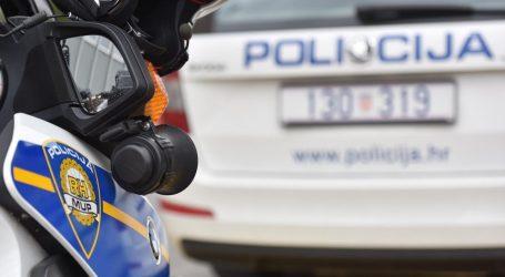 Muškarac u Vinkovcima pokušao provaliti u trgovinu pa napao policajku, ona ga ranila
