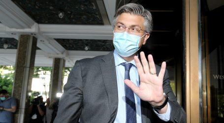Plenković: Vlada će imati 18 članova i četiri potpredsjednika
