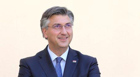 """Plenković: """"22 milijarde eura vraćat će se kroz europski proračun, a hrvatski građani to neće ni osjetiti"""""""