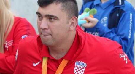 Paraolimpijac Velimir Šandor bacio disk najdalje ove godine na svijetu