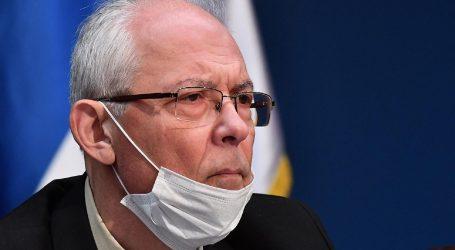"""Glavni epidemiolog Srbije najavljuje nošenje maski """"sve do proljeća"""""""