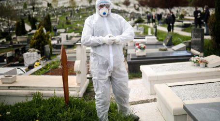 Preko deset tisuća umrlih od covida-19 u Rusiji od početka epidemije