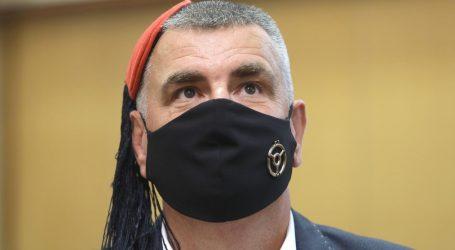SABOR: Maske za političku promociju i kao modni dodatak