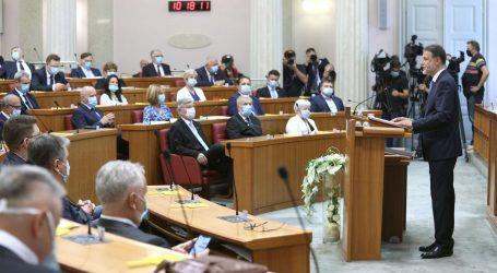 Zastupnici prisegnuli, izglasani i novi potpredsjednici Sabora