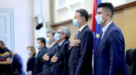 Nastavljeno zasjedanje Sabora, rasprava o spajanju ministarstava