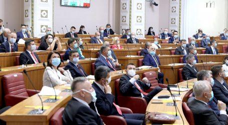Sabor danas izglasava povjerenje Vladi