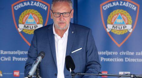 """Božinović: """"Sigurno nećemo ublažavati mjere prema trećim državama, a riječi predsjednika me čude"""""""