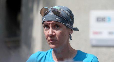 Zbog štete na palači Pejačević potvrđena optužnica novinarki Ivi Anzulović