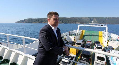 Talijanski brodar planira USKOK-u prijaviti ministra Butkovića zbog trgovine utjecajem u korist Jadrolinije
