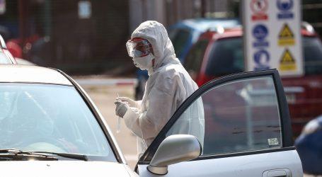 Rekordan broj zaraženih koronavirusom u Sarajevu