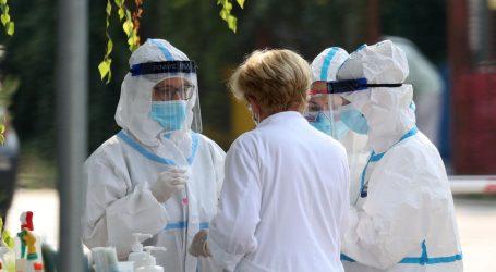 Bjelovarska epidemiologinja kaže da je trend loš, imaju sto kontakata novozaraženih