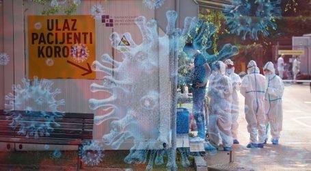 STOŽER POTVRDIO: U posljednja 24 sata 81 novi slučaj zaraza