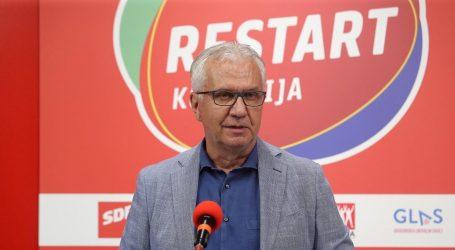 """OSTOJIĆ: """"Ja se sigurno neću kandidirati za predsjednika SDP-a, Bernardić već otišao na odmor"""""""