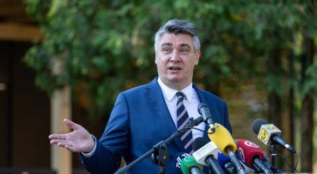 Milanović će sudjelovati na obilježavanju Dana pobjede i Dana domovinske zahvalnosti