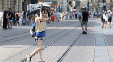 DHMZ: Danas pretežito sunčano i vruće