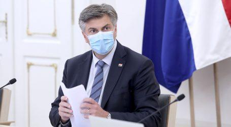 Premijer Plenković izrazio sućut obitelji i kolegama preminulog vatrogasca