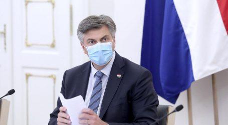"""Plenković o predsjedanju EU-om: """"Odradili 'najbolje što smo mogli' u okolnostima krize"""""""